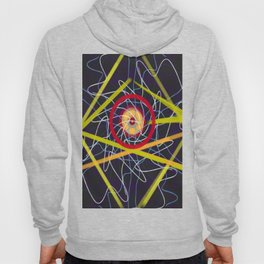 Abstract Vision Hoody