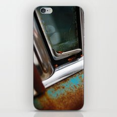 Fast objects of our youth iPhone & iPod Skin