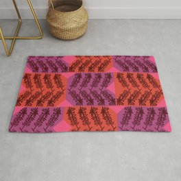 Thinking of the Fifties Rug