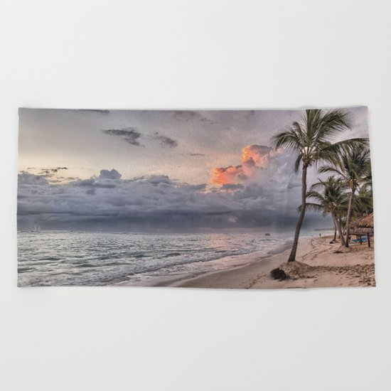 Save My Seat Beach Towel