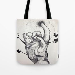 The Pointer Tote Bag