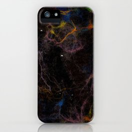 Abstract Nebula K2 iPhone Case