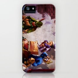 Peter Panhandler iPhone Case