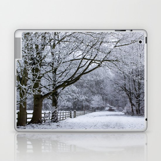 A Winters Lane Laptop & iPad Skin