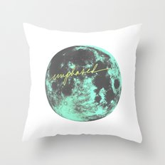 unphased Throw Pillow