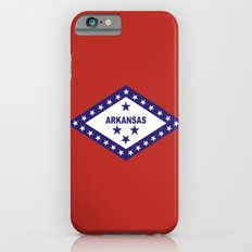 arkansas state flag united states of america country Slim Case iPhone 6s