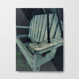 Garden Decoration  Metal Print