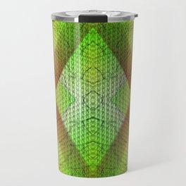 digital texture Travel Mug