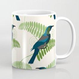 Tui Birds Coffee Mug