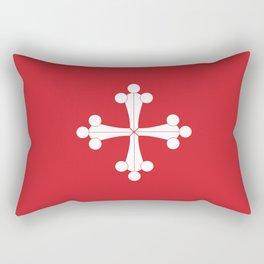 Flag of Pisa Rectangular Pillow