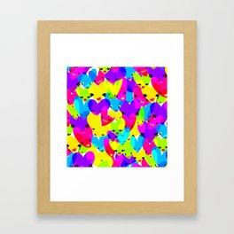 Sweethearts Framed Art Print