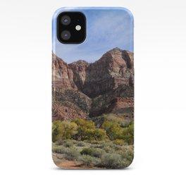 Zion Canyon - Utah iPhone Case
