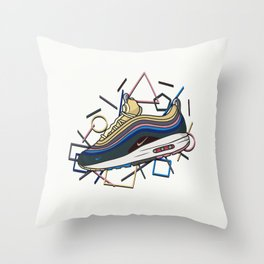 Air Max 1 Wotherspoon Throw Pillow