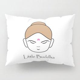 Cute little Buddha Pillow Sham