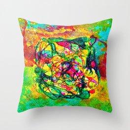 Chrysalis 02 Throw Pillow