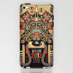 Mayas Spirit - Boom 2012 iPhone & iPod Skin