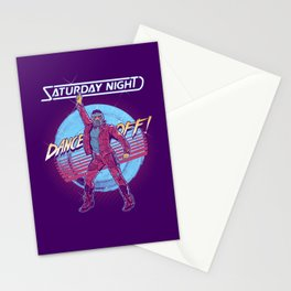 Saturday Night Dance-Off Stationery Cards