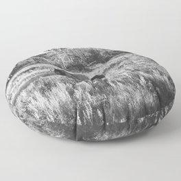 Lone Buffalo Floor Pillow