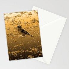 Bird on the Beach Stationery Cards