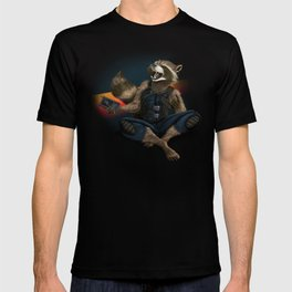 Rockin Raccoon T-shirt