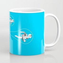 popfuture: jetpack Coffee Mug