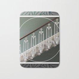 Stairway to Heaven - graphic design Bath Mat