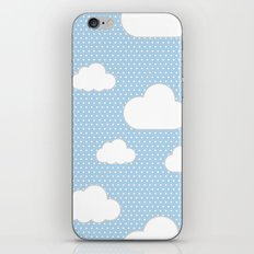 Cloud Cute iPhone Skin