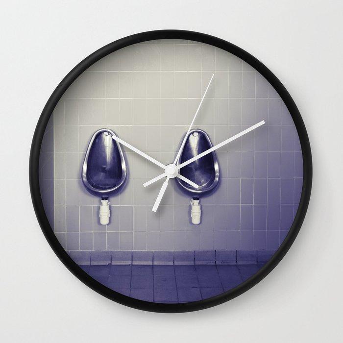 Duchamp's muse... Wall Clock