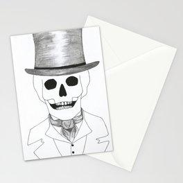 Skull Dandy Stationery Cards