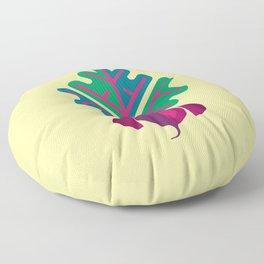 Vegetable: Beetroot Floor Pillow