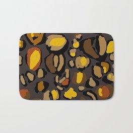 LEOPARD IN COLOR Bath Mat