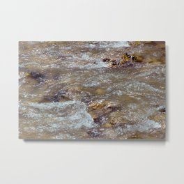 Run River Run I (Zion National Park, Utah) Metal Print