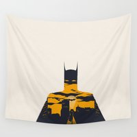 movie poster Wall Tapestries featuring Movie Poster by Inno Theme