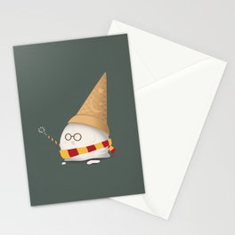 Invisibility Spell Stationery Cards