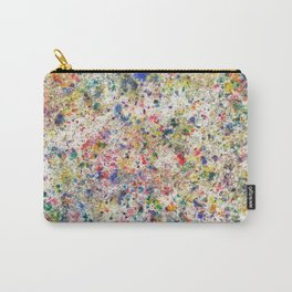 Abstract Artwork Colourful #7 Carry-All Pouch