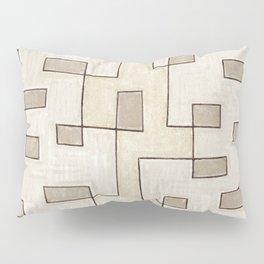 "Proto pattern n 1 ""toffee cake"" Pillow Sham"