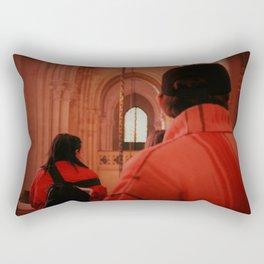 Pink Tones Rectangular Pillow