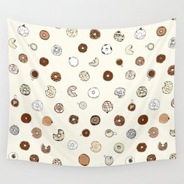 Donut You Want Some 02 Wall Tapestry