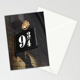 Potter 9&3/4 Stationery Cards