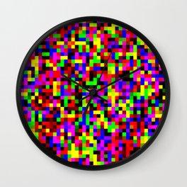 V12 Wall Clock