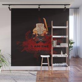 I am the Juggernaut bitc# Wall Mural