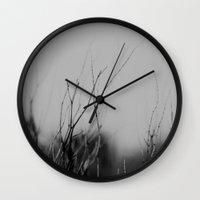minimalism Wall Clocks featuring Minimalism. by SPHÆRA SATVRNI