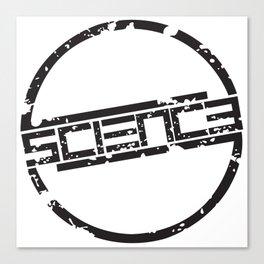Circle Logo Canvas Print