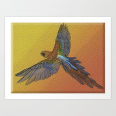 wildlife 1 Art Print