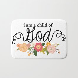 Child of God Bath Mat