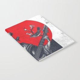 Royal Pose Notebook
