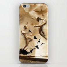 Tarot series: The Lovers iPhone & iPod Skin