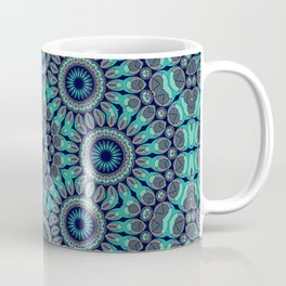 Water Mandala Coffee Mug