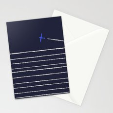 Boooo, Night-Flight! Stationery Cards
