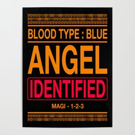 Angel Identified Poster